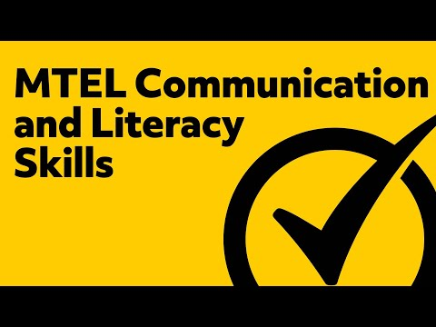 MTEL Communication and Literacy Writing (Practice Test)