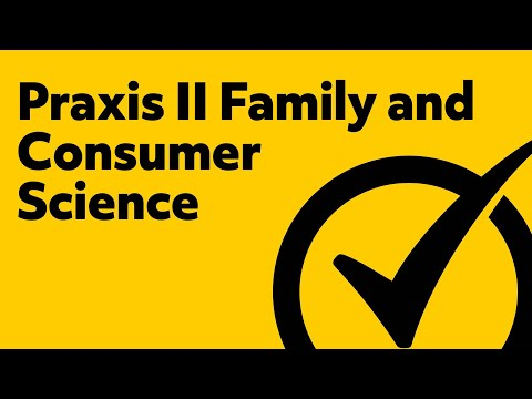 Praxis II Family and Consumer Science Practice Test