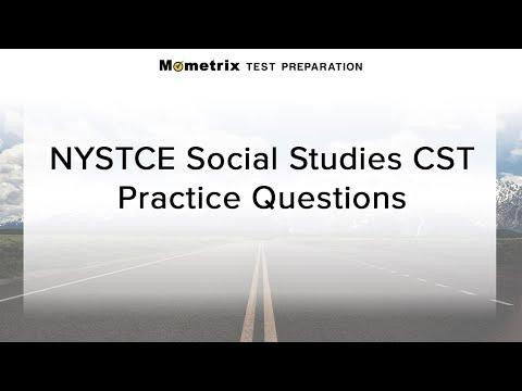 Free NYSTCE Social Studies Practice Test (005)