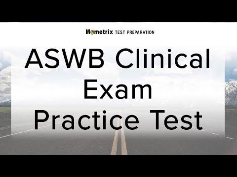 ASWB Clinical Exam Practice Test