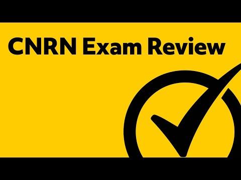 CNRN Exam Review