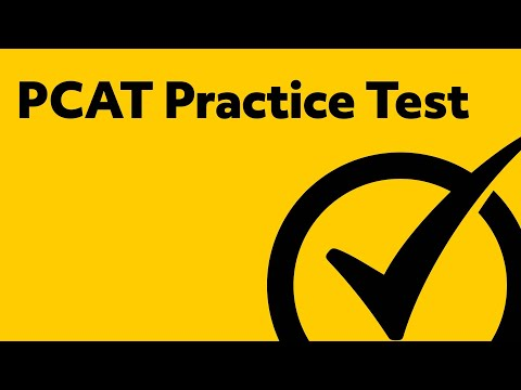 PCAT Prep and Review