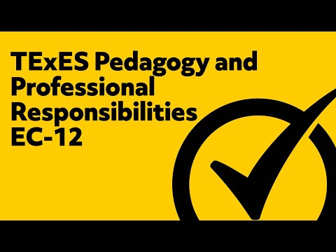 Free TExES Pedagogy and Professional Responsibilities EC-12 Practice Test (160)