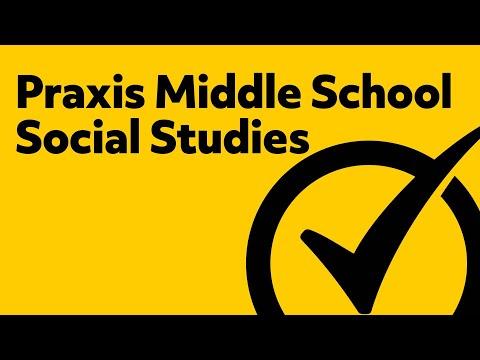 Praxis Middle School: Social Studies (Practice Test)