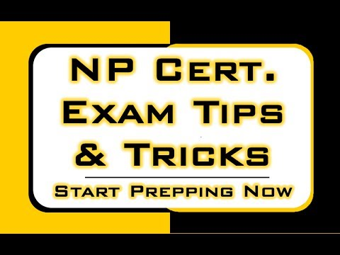 Nurse Practitioner Certification Exam Tips & Tricks: Needle and Syringe