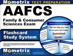 AAFCS Flashcards