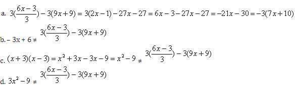 Series of equations