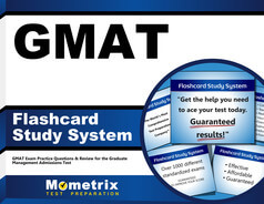 GMAT Flashcards