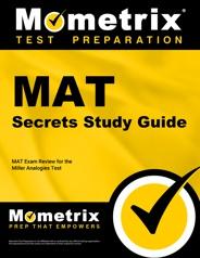 MAT Study Guide