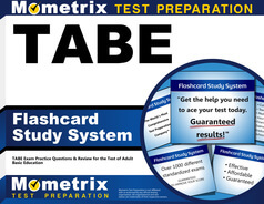 TABE  Flashcards