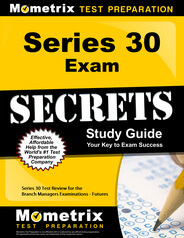 Series 30 Study Guide
