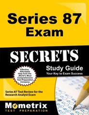 Series 86/87 Study Guide
