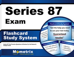 Series 86/87 Flashcards