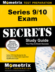 Series 9/10 Study Guide