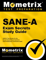 SANE-A Study Guide