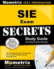 SIE Study Guide