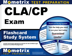 CLA/CP Flashcards