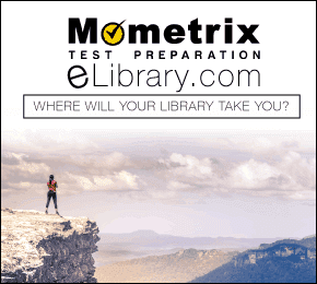 Mometrix Test Preparation eLibrary.com. Where will your library take you?